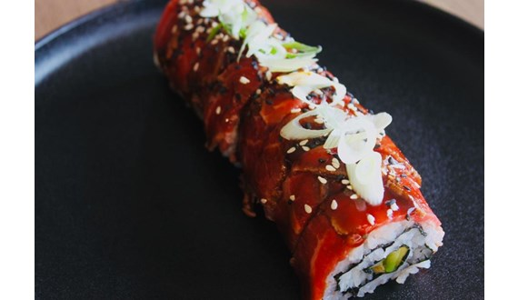 Image:Uramaki Asian beef